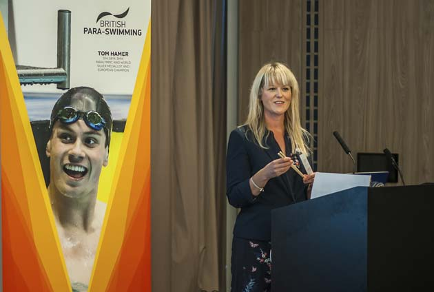 Paralympic Paraswimming Conference Connect With Japan